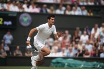 Novak Djkokovic, in viteza spre finala de la Wimbledon