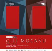 Expozitia DUBLUL- semnata de Gili Mocanu