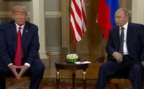 Trump si Putin, la Helsinki