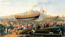 Castellammare di Stabia, 1780