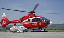 Elicopter EC135 al SMURD
