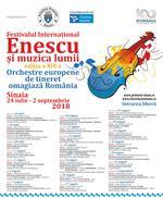 """""""Enescu si muzica lumii"""", editia a XIX-a"""