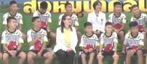 Micii fotbalisti salvati dintr-o pestera din Thailanda