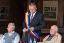 Primarul din Sacele, Virgil Popa
