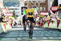 Geraint Thomas, castigatorul etapei a 12-a din Turul Frantei