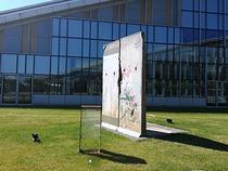 Sediul NATO - Zidul Berlinului