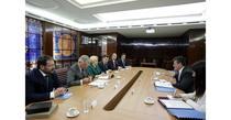 Intalnire cu Maros Sefcovic la Guvern