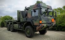 Camion militar Rhienmetall din seria HX
