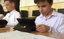 Cosmin Nedelcu la ora de matematica