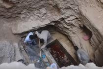 sarcofag descoperit in Egipt