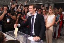 Pablo Casado, noul lider al Partidului Popular spaniol
