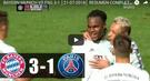 Bayern vs PSG, meci amical