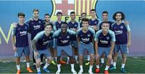 Jucatorii de la Barcelona B convocati de Valverde