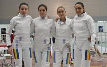 Echipa feminina de spada a Romaniei