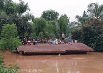 Inundatii in Laos