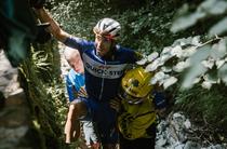 Philippe Gilbert, cazatura grava in Turul Frantei 2018