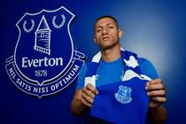 Richarlison, la Everton