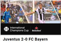 Juventus vs Bayern