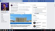 Augustin Jianu, pe Facebook