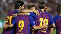 Barcelona, victorie intr-un amical cu Tottenham