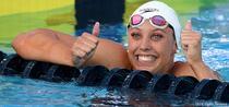 Kathleen Baker, record mondial la 100 m spate feminin
