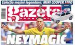 Gazeta Sporturilor - pag 1