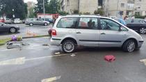 Accident la Oradea