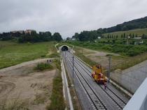 Lucrari feroviare pe Coridorul IV