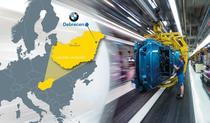 BMW va deschide o uzina la Debretin