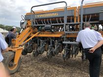Seminario de tecnología agropecuaria y maquinaria agrícola