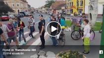 Protest in Brasov