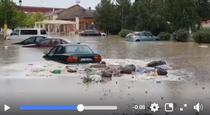 Inundatii in Cernavoda