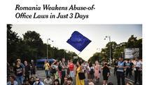 Proteste la Bucuresti