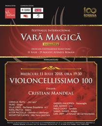 Vara Magica cu Violoncellissimo