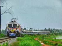Tren din India