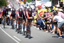 BMC, invingatoare in contratimpul pe echipe din Turul Frantei
