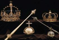 Furt de bijuterii regale in Suedia