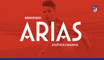 Arias, la Atletico Madrid
