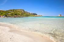 Plaja La Pelosa, Sardinia