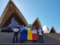 Protest diaspora din Australia 1