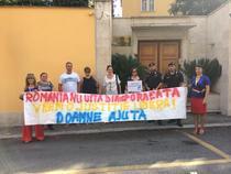Protest in Diaspora. Roma, Italia