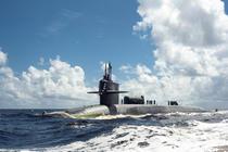 Submarinul american USS Georgia