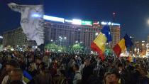 Protest Piata Victoriei 12 august
