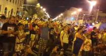 Protest la Cluj 12 august 2018