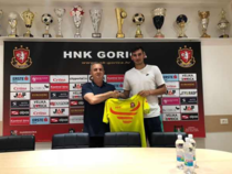 Laurentiu Branescu, noul jucator al echipei HNK Gorica