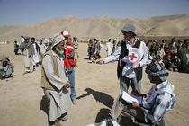 Crucea Rosie in Afganistan