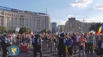 Filmul protestului, versiunea Jandarmeriei