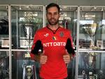 Jesus Fernandez, noul portar al CFR-ului