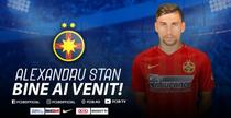 Alexandru Stan, noul jucator al echipei FCSB