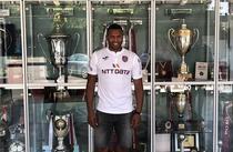 Julio Baptista, noul jucator al echipei CFR Cluj